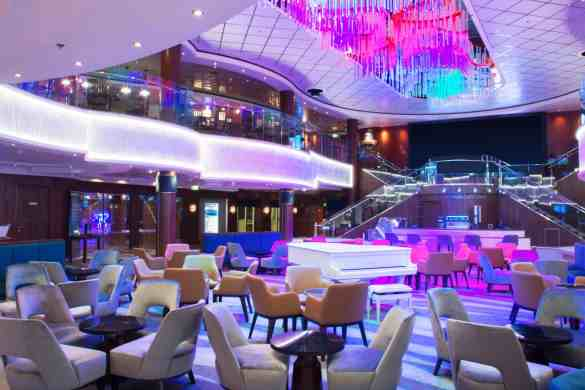 Norwegian Jewel's NEW Atrium