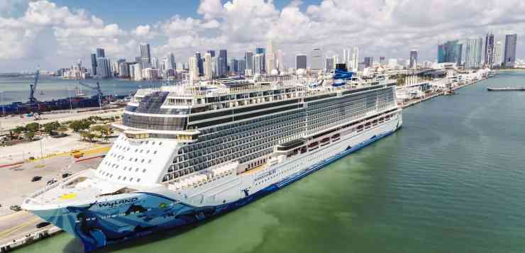 Norwegian Bliss Coming To Miami For Winter Season