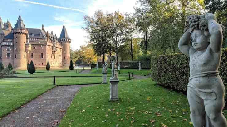 Castle de Haar in Utrecht, the Netherlands - AmaWaterways Trip Report: Sailing the Dutch Waterways