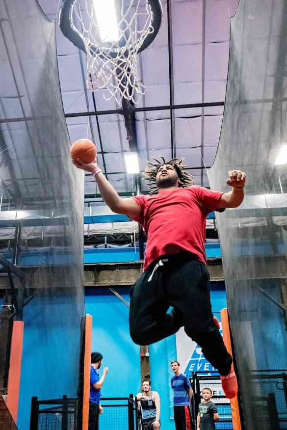 Sky Zone Boston
