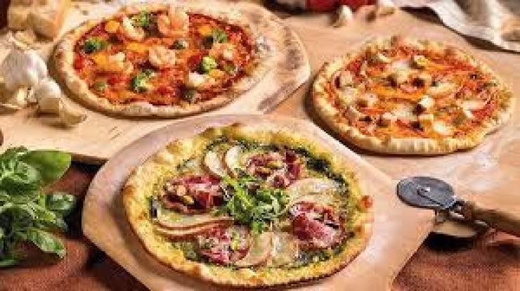 Alfredo's Pizzeria on Princess Cruises