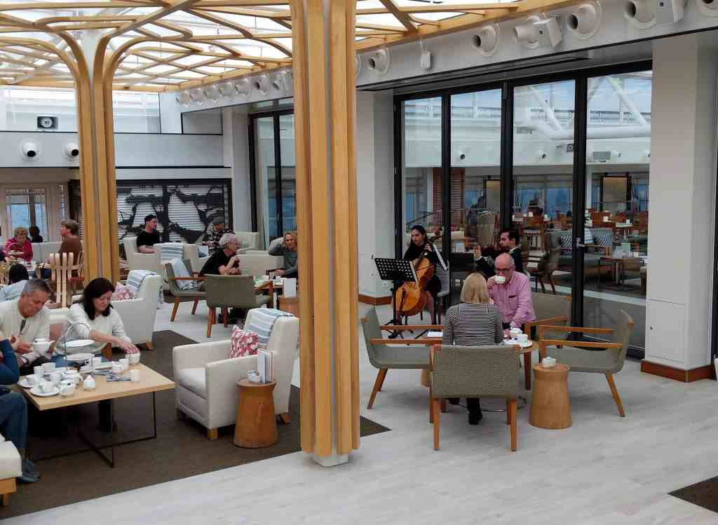 The Wintergarden on Viking Sky