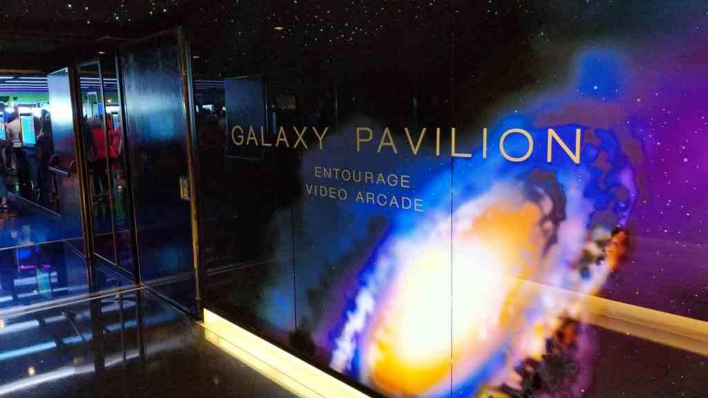 Galaxy Pavilion on Norwegian Joy