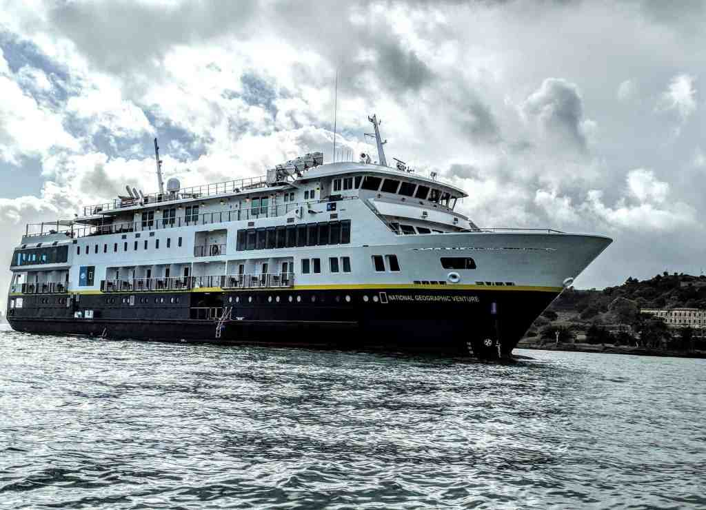 Lindblad Expeditions National Geographic Venture