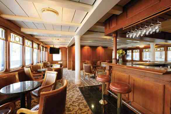 Victory Cruise Lines - The Tavern