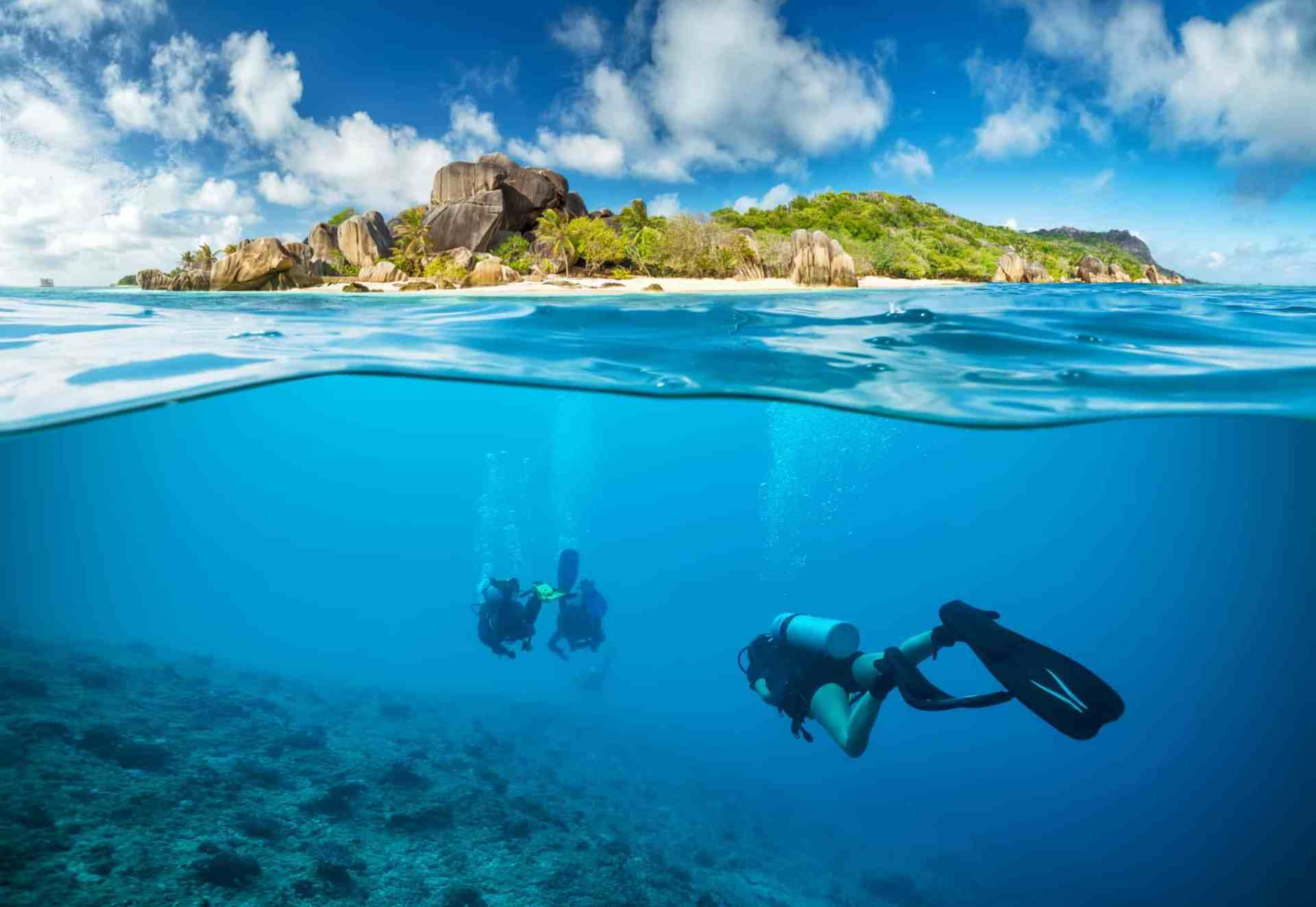 7 Great Cruise Destinations That Are Perfect for Scuba Diving