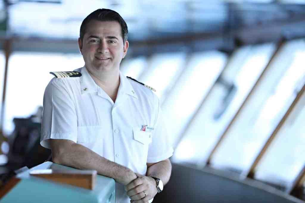 Captain Arik Mazzi
