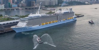 ovation of the seas will be deployed to australia