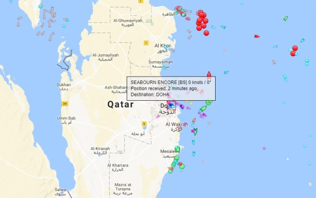 seabourn-encore-doha-qatar