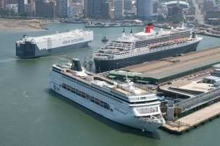 msc cruises typically spends the majority of the sa cruise season in durban.