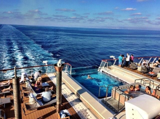 viking star cruise pool