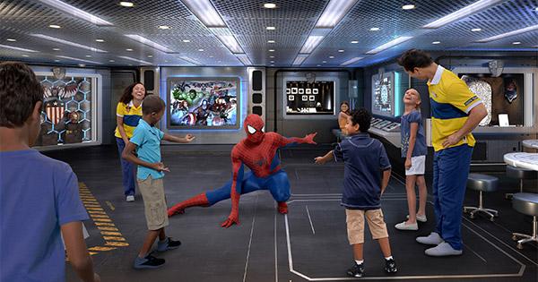 marvel super hero academy