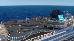 norwegian-bliss-kart-track