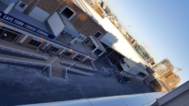 cape town cruise terminal waterfront big