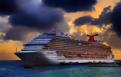 carnival breeze will operate some cruises that were meant to be aboard radiance
