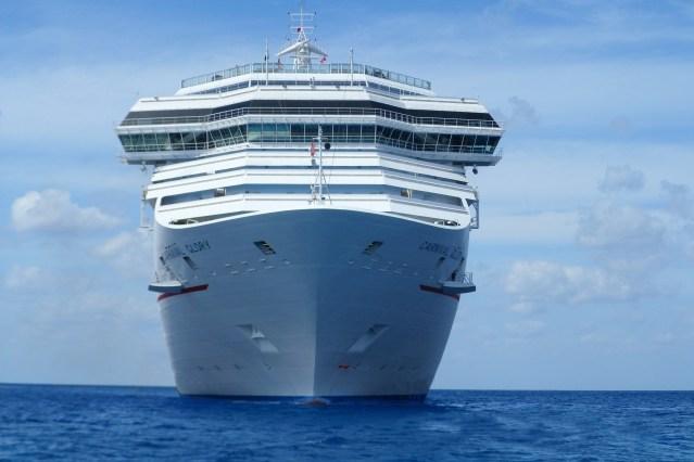 cruise ship bow generic
