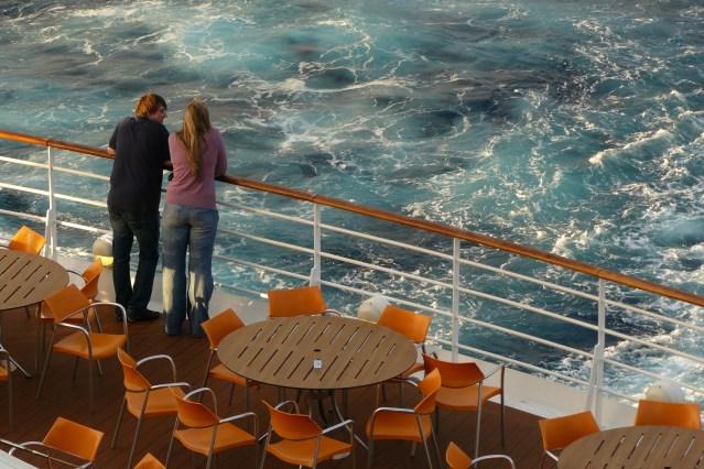passengers cruise generic