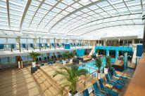 europa 2 pool deck