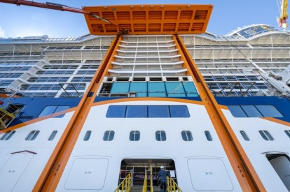 celebrity edge is without doubt the most unique cruise ship launched in recent years