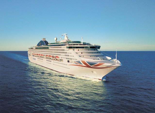 cruise ship oceana