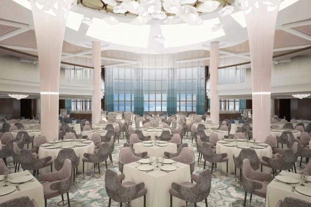 celebrity main dining room 1 1050x700