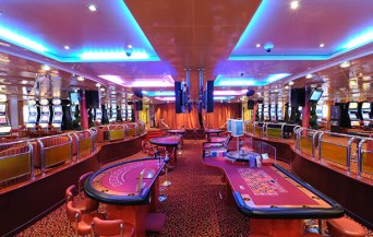 the casino aboard karnika