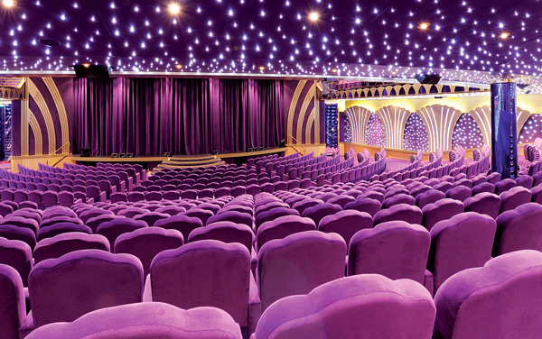 msc bellissima theatre