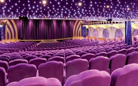 the theatre aboard msc bellissima