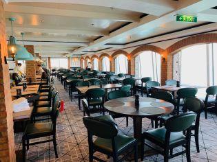 la cucina italian restaurant aboard norwegian jade