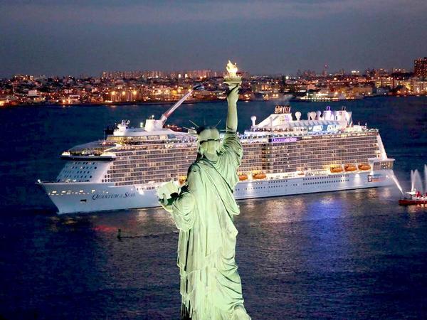 royal caribbean statueofliberty newyork