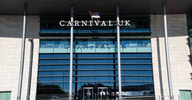 carnival uk office
