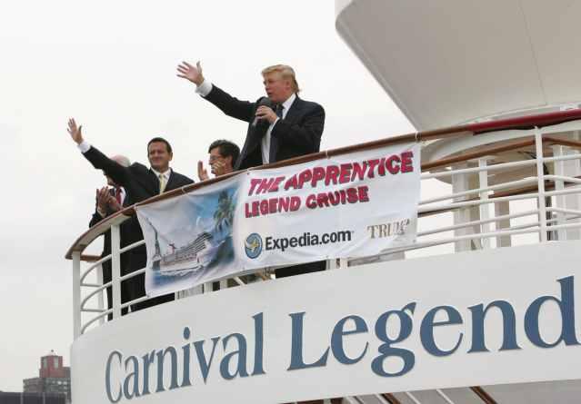 trump cruise