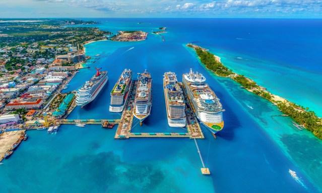 nassau bahamas cruises
