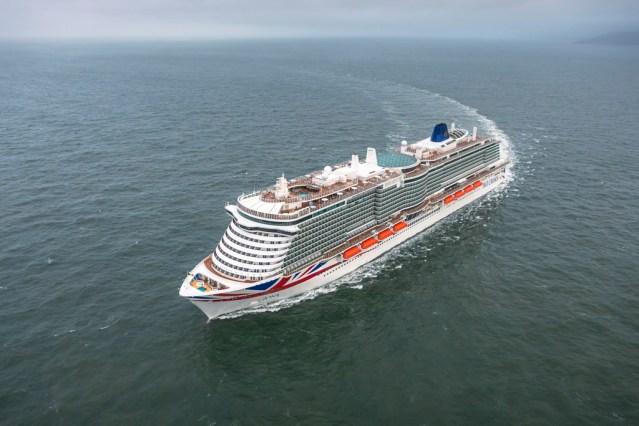 iona at sea