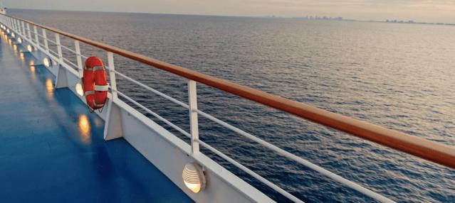 cruise ship rail generic