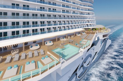 norwegian prima debuts a new ocean boulevard concept