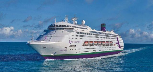 ambience ambassador cruise line