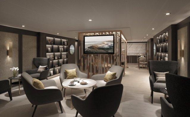 vista concierge lounge