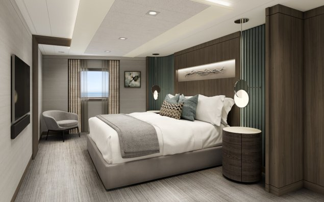 vista suite bedroom