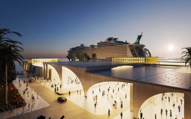 doha grand cruise terminal