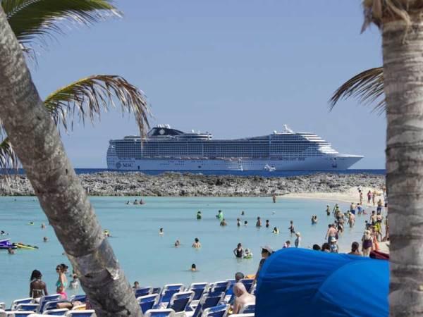 6-daagse cruise 6 daagse cruise van Genua naar Valencia met MSC DivinaDag 1 Genua