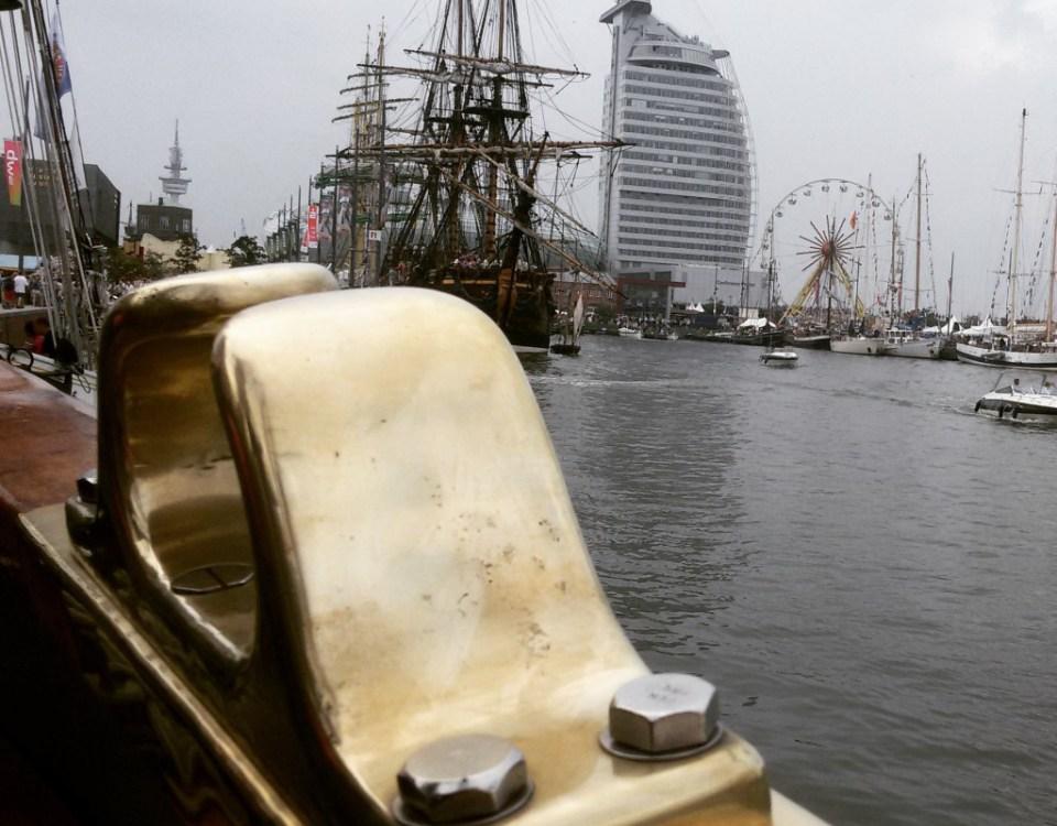 Schiff Bremerhaven Sail 2015