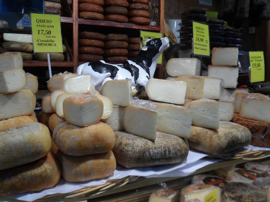 market hall Mercat de L'Olivar Mallorca