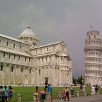 From Livorno to Lucca and Pisa by car