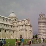 Von Livorno mit dem Auto nach Lucca und Pisa