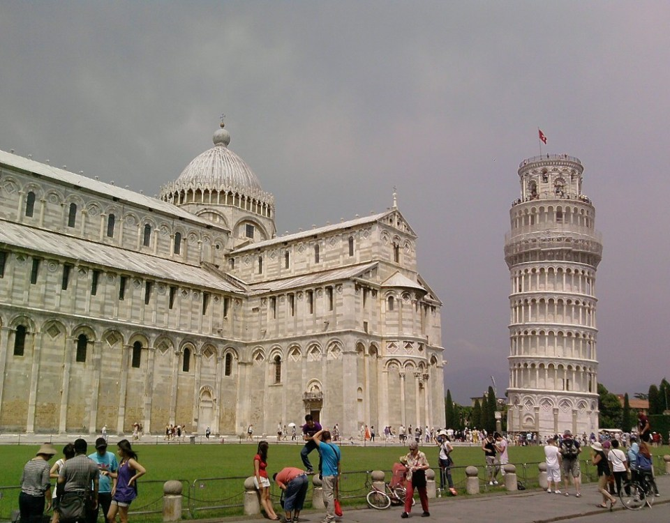 Pisa Kreuzfahrt Cruise