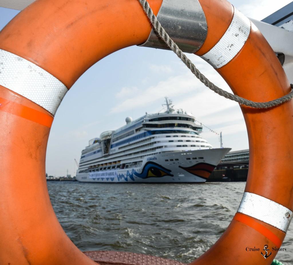 Kreuzfahrtschiff Cruise ship