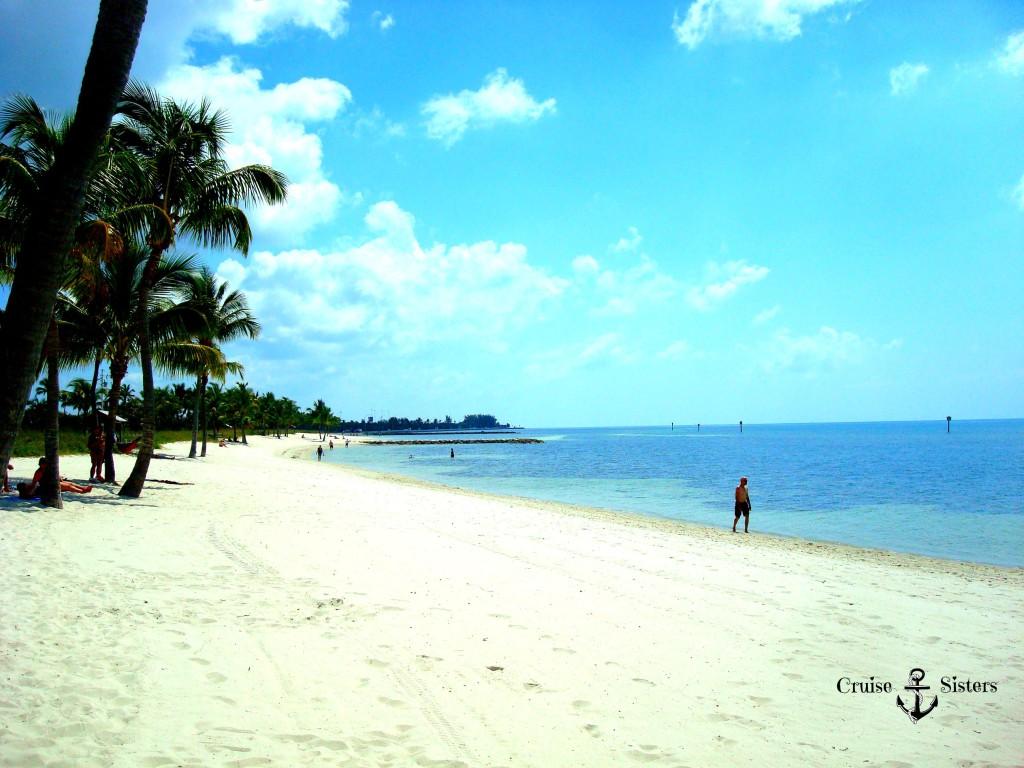 Key West Beach Strand