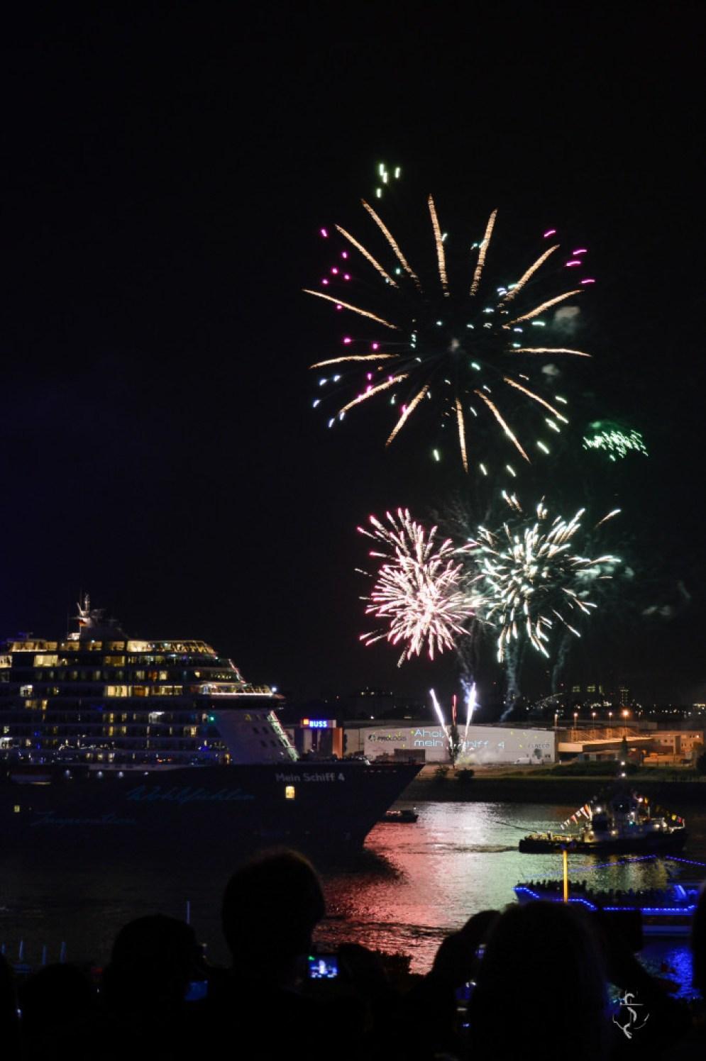 Hamburg Blue Port Kreuzfahrt TUI Cruise