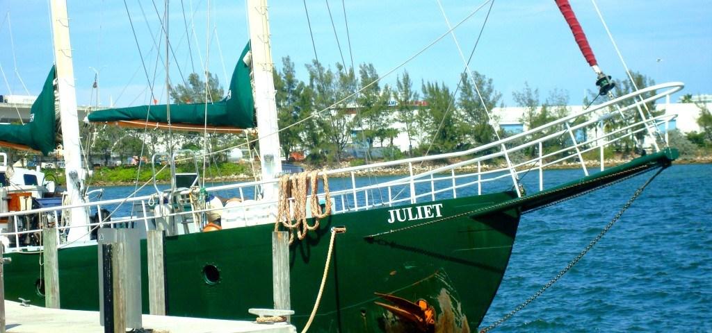 Boat Juliet Miami